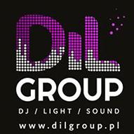 logo Dil Group Obsługa techniczna imprez